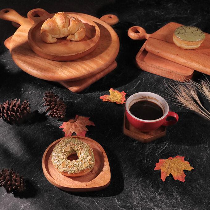 Small Plate Kayu Mahoni Kayukama Editorial